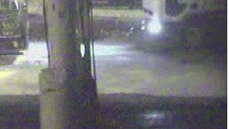 Police want to trace this lorry in connection with diesel theft.