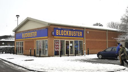 Blockbuster in Huntingdon was not on list of closures.