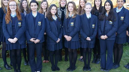 "St Albans Girls' School is celebrating an ""outstanding"" outcome from Ofsted"