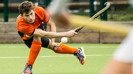Actions from St Albans 1st XI vs Cambridge.