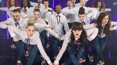 Collective Ent reached Got to Dance semi-finals on Sky 1