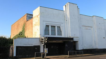 The Odyssey Cinema on London Road