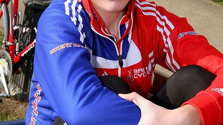 Cycling - Rebecca Romero - British women's individual / team pursuiter and former rowing Olympic sil