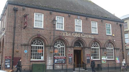 Old Crown for sale
