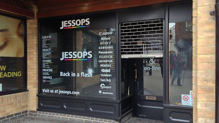 Jessops in The Maltings Shopping Centre