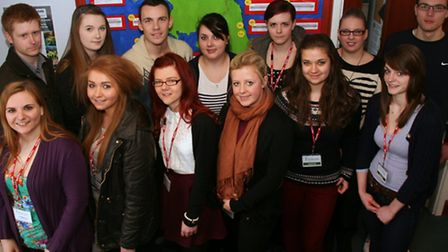 Former Freman College pupils return to talk about their careers