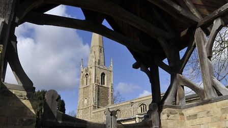 Hemingford Abbots voted one of the best places to live in East Anglia, Hemingford Abbots Church