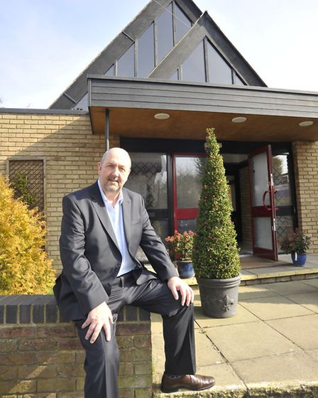Stephen Spencer has entered his home, in Godmanchester, for May the Best House Win on ITV1 after co