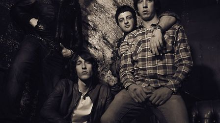 The Wholls play at Hoxton Underbelly Saturday 26th January.