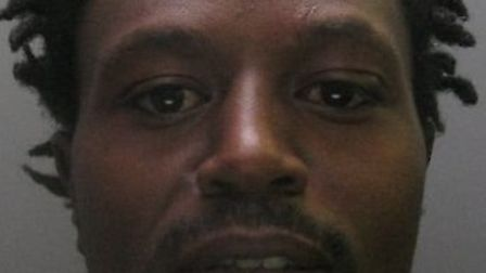 George Kibet who has been jailed for 10 years for raping a woman at knifepoint at his Huntingdon fla