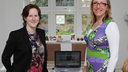 St Albans bloggers Ruth Wills and Ruth Dawkins are finalists in this years MAD blog awards