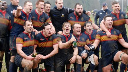 Tabard secure the London 2 North West crown with a 15-10 win over Harpenden.