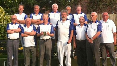 Townsend beat Mill Hill and Cockfosters in the annual competition.