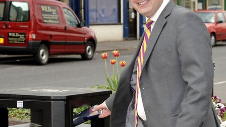 Cllr Peter Reeve in Ramsey where UKIP now has control of the town council, and district and county c