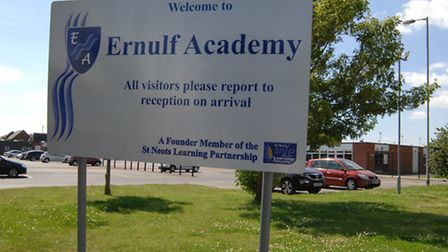 St Neots, ernulf academy