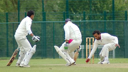 ROUND-UP: Hunts County Bats Hunts League cricket between Huntingdon & District and Southill Park. Pi