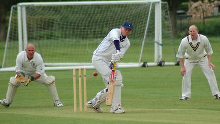 ROUND-UP: Hunts County Bats Hunts League cricket between Alconbury and Sawtry. Picture: Carole Gamby