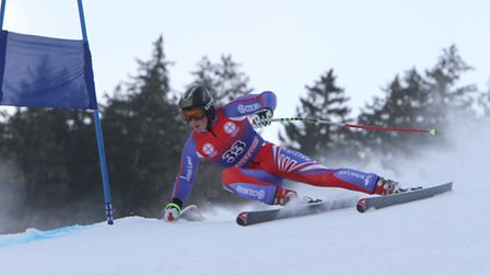 Max Baggio has been selected for the FIS Europa Cup squad.