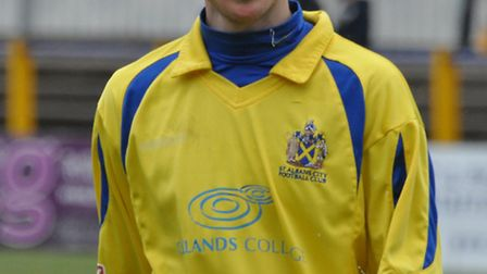 Former St Albans City player Sean Shields has been called up to the Northern Ireland U21 squad.