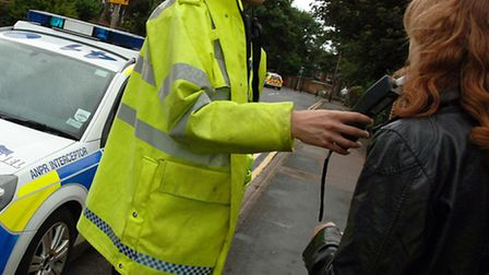 Police have stepped up drink-drive patrols