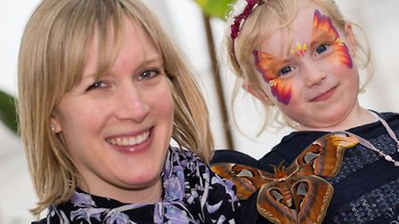 Butterfly World in St Albans has a family fun day planned