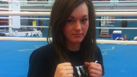 Shona Whitwell will fight for England in Hungary