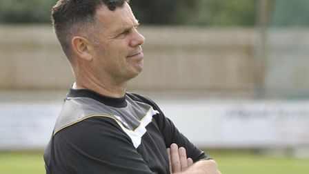Nev Nania says he is delighted that Godmanchester Rovers will be an Eastern Counties League team aga