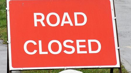 Houghton road to be closed