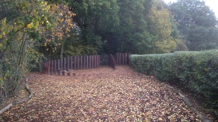 Oakwood Primary School in St Albans has officially opened its outdoor learning and theatre area 'The