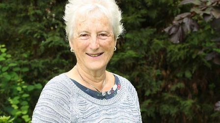 Gillian Balen has received an MBE for services to health and to the community in West Herts