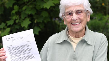 Pamela Farley has been awarded a British Empire Medal for her volunteer work with the woodland trust