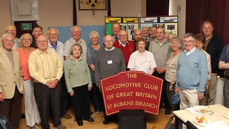 The St Albans branch of The Locomotive Club of Great Britain celebrates it's 50th anniversary this y