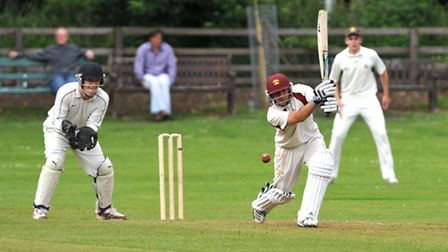 Adam Winchester scored 62 in Wheathampstead's four-wicket win over Langleybury in the regional final