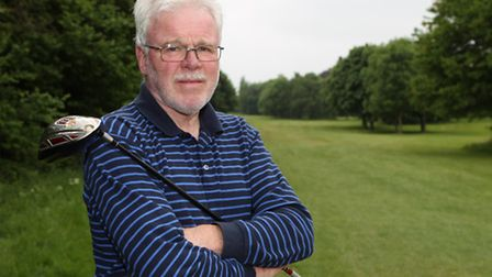 Jimmy Thomson who designed the Abbey View golf course is unhappy with the current conditions of the