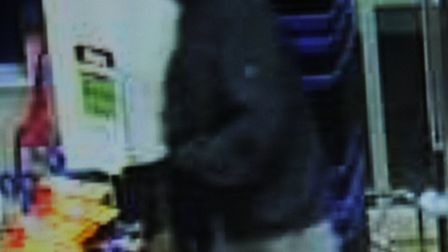 Polcie are keen to trace this man.