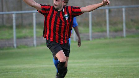 Jimmy Hill scored his first competitive goal for the club on Tuesday night.