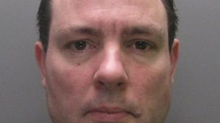 Former policeman Robert Ryan who was jailed for two years