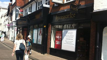 Monsoon and Accessorize will close in Market Place in August