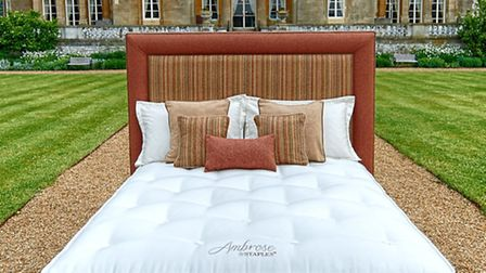 The Ambrose bed took more than 400 hours to complete