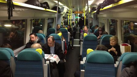 FCC new 12-carriage trains launch