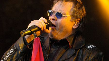 Meatloaf performing at Blickling HallPicture: James BassCopy: Adam GrettonFor: EDP NEWSEDP Pics