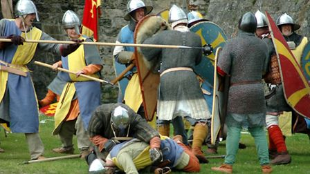 The Magna Carta Medieval Festival takes place in Verulamium Park in St Albans from August 3-4.