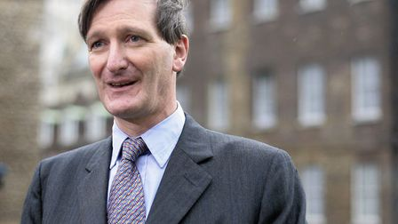 Dominic Grieve. Picture: SHAUN CURRY/AFP/Getty Images