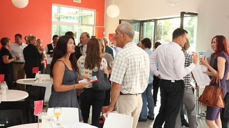 St Albans Chamber speed networking event