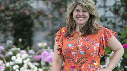 Naomi Wolf, American author, during the 2019 Hay Festival on May 25, 2019 in Hay-on-Wye, Wales. (Pho