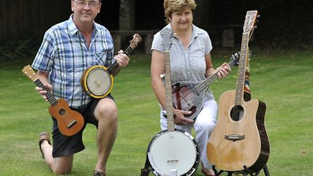 Rotarians collecting unloved and unwanted instruments for schools to help children who can't afford