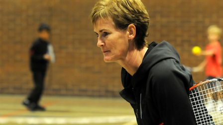 Judy Murray plans to attend one of the free sessions
