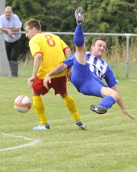 Godmanchester Rovers V Walsham Le Willows