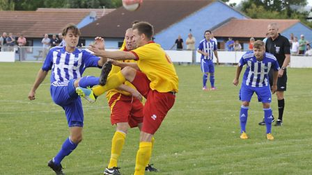 Godmanchester Rovers v Walsham-le-Willows
