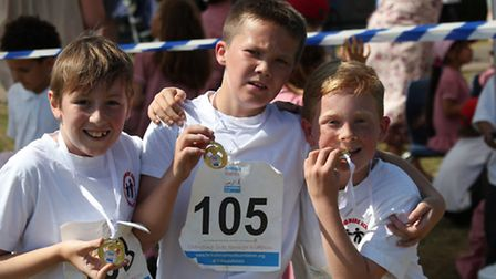 Windermere Primary School holds duathlon in St Albans